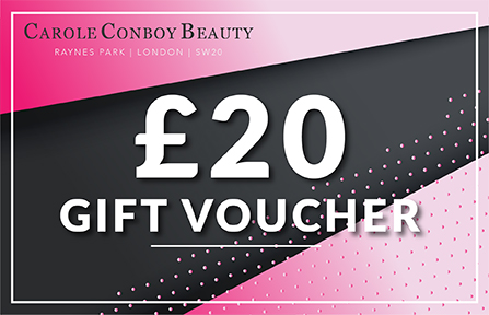 £20 Gift Voucher - Carole Conboy Beauty