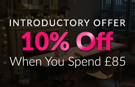 Introductory Offer - 10% Off